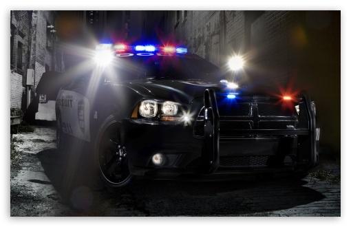 Download Dodge Charger Pursuit 2011 UltraHD Wallpaper