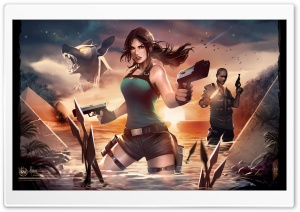 Lara Croft and the Temple of...