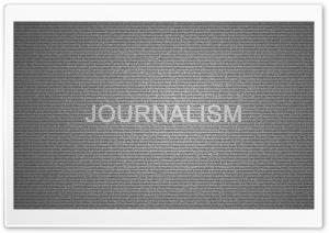 Journalism Typography