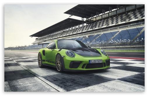 Download 2019 Porsche 911 GT3 RS UltraHD Wallpaper