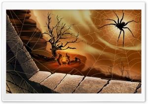 Halloween Spirit Spider Web...