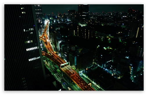 Download Tokyo UltraHD Wallpaper