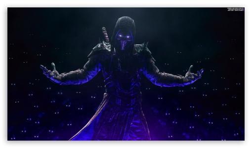 Download Mortal Kombat, Noob Saibot, Video Game UltraHD Wallpaper