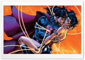 Superman - The Kiss