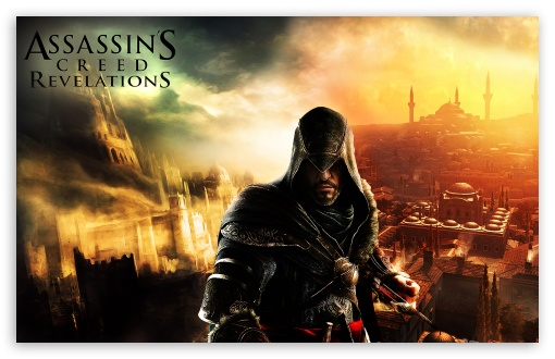 Download Assassins Creed Revelations UltraHD Wallpaper