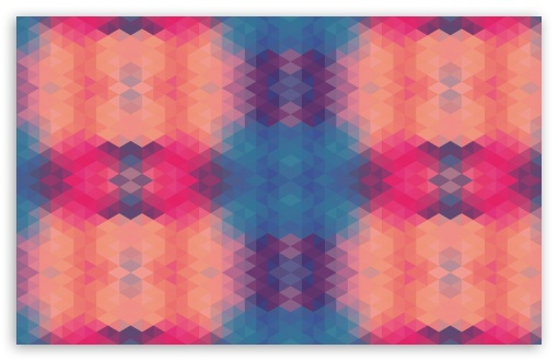 Download Triangles UltraHD Wallpaper