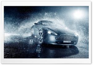 Aston Martin V8 Rain