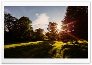 Sun Shining, Nature
