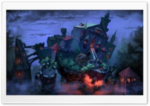 Fantasy Art Castle