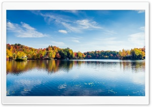 Greenwood Lake, Foliage,...
