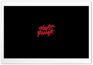 Daft Punk Red Logo