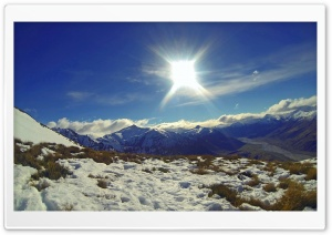 Mountain Snapshot