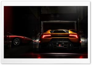 2016 Vorsteiner Lamborghini...