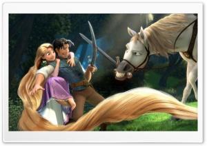 Tangled   Rapunzel, Flynn,...