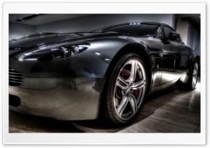 Aston Martin Luxury Car