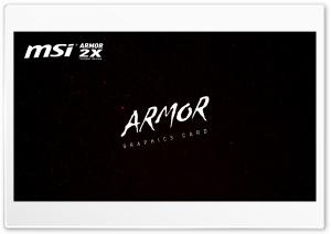 Msi Armor Graphics Card