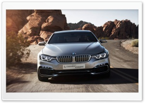 BMW 4-Series Coupe - 2013
