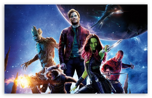 Download Guardians Of The Galaxy 2014 Movie UltraHD Wallpaper