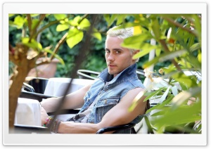 Jared Leto Blond Hair