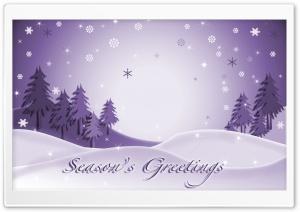 Season's Greetings Firs