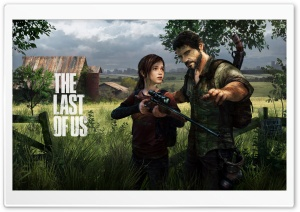 The Last Of Us (Video Game PS3)