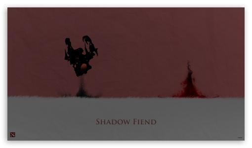 Download Shadow Fiend - DotA 2 UltraHD Wallpaper