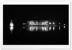 Buhl Park Casino Black and White