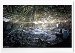 Buzludzha Dome
