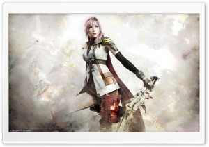 Final Fantasy XIII Lightning...