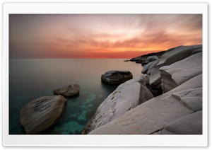 White Rocks, Coast