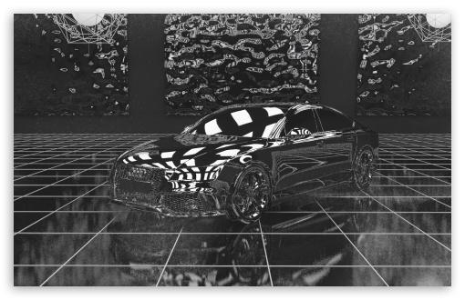 Download Audi RS7 UltraHD Wallpaper
