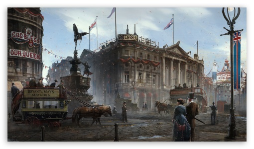 Download Assassins Creed Syndicate UltraHD Wallpaper