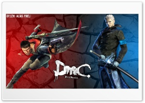 Devil May Cry - Dante  Vergil