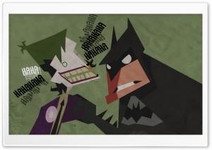 Batman And Joker Cartoon