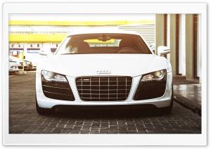 Israeli Audi R8 V10