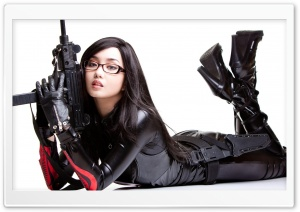 HD Army Girl Special Force