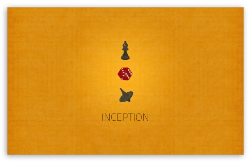 Download Inception Totems UltraHD Wallpaper
