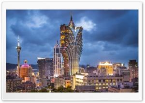 Macau China Grand Lisboa Hotel