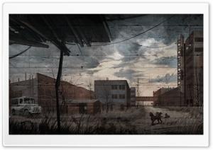 Call Of Pripyat Art Drawing