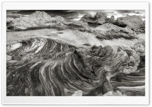 White Pocket Landscape Black...