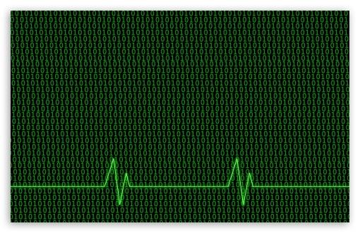 Download 01 Numbers UltraHD Wallpaper
