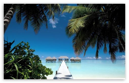 Download Rangali Island, Maldives UltraHD Wallpaper