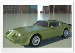 Pontiac Toy