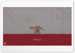 Pudge - DotA 2