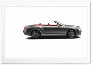 Bentley Convertible 7