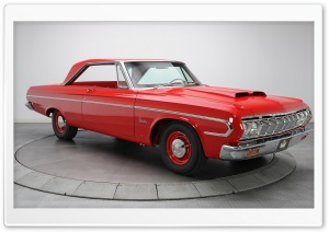 Plymouth Belvedere 1964 Hot Rod