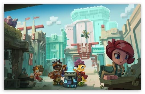 Download SkySaga Infinite Isles Video Game UltraHD Wallpaper