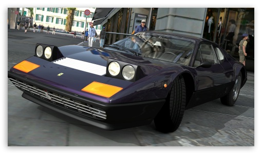 Download Ferrari 512BB UltraHD Wallpaper