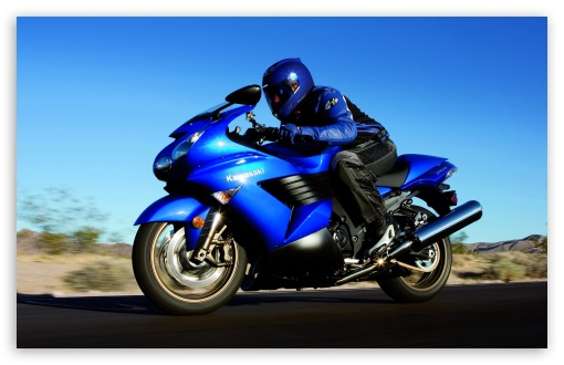 Download Kawasaki Motorcycle UltraHD Wallpaper