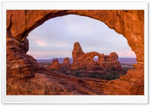 Arches National Park Landscape